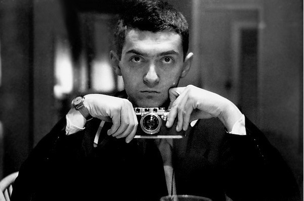 Kubrick and his Leica III
