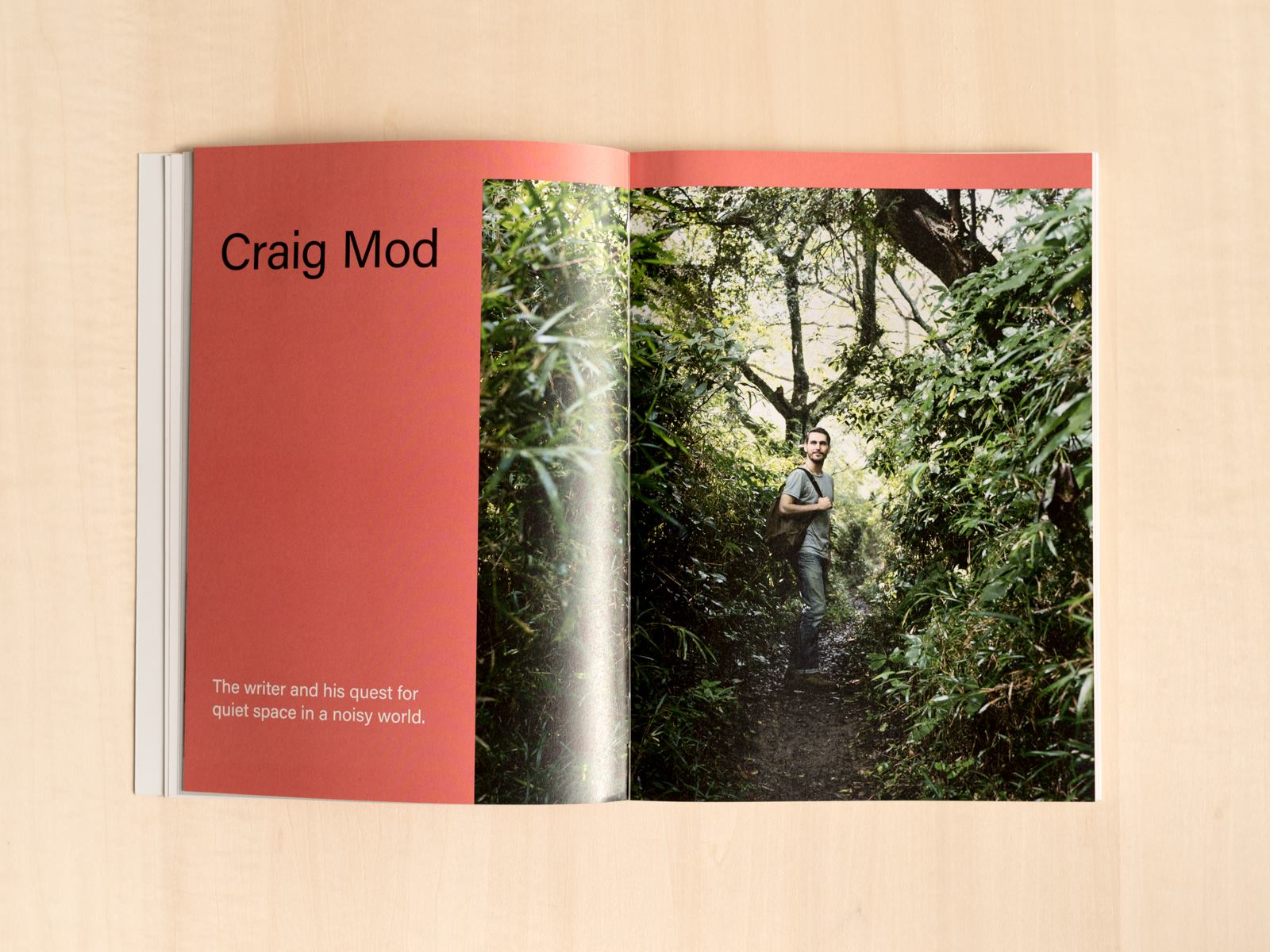 Offscreen Magazine Interview — by Craig Mod