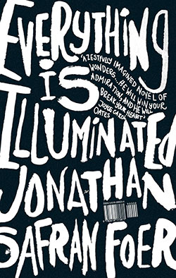 grey318's cover for Everything is Illuminated