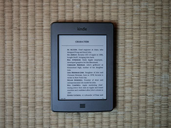 Procession into Steve Jobs' Kindle book fig 2