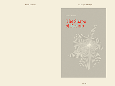 Shape of Design cover