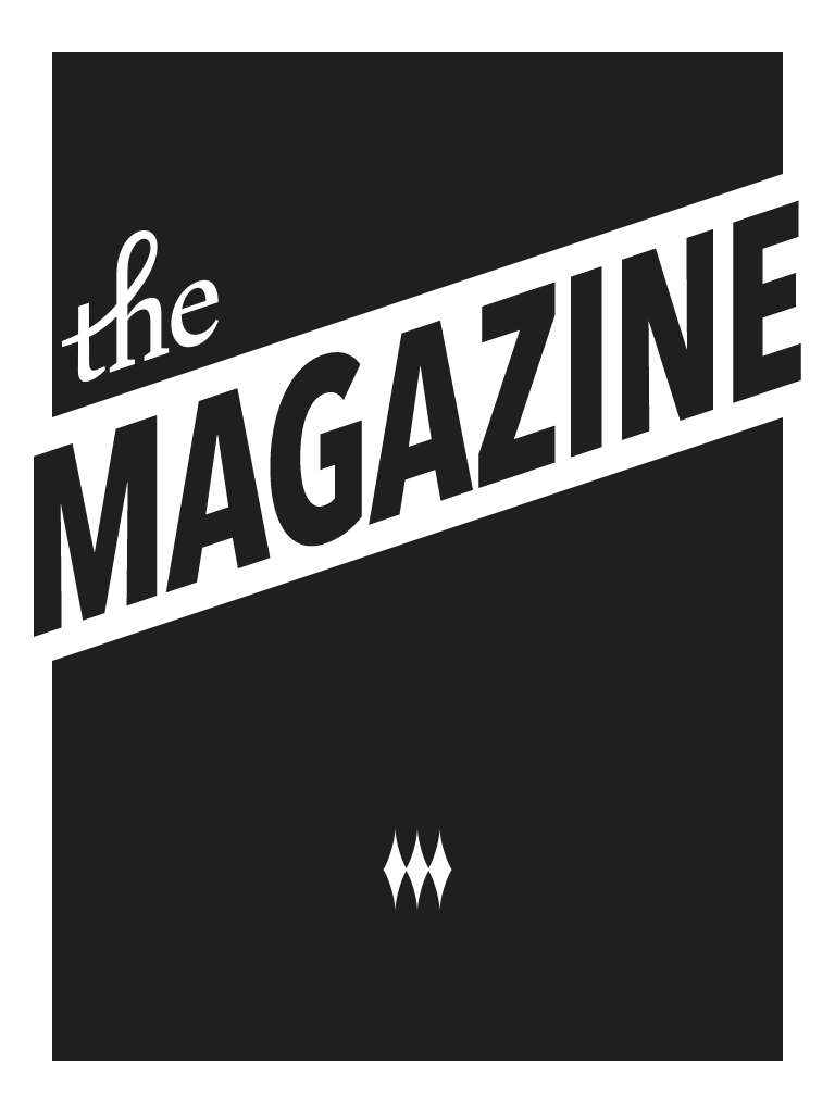 The Magazine, a transparent png