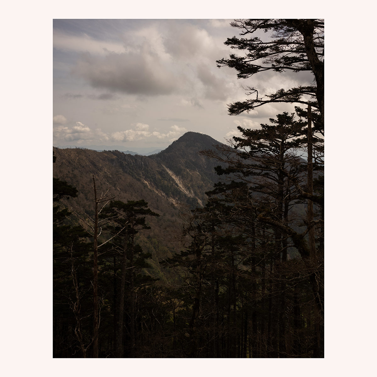Ridgeline distance