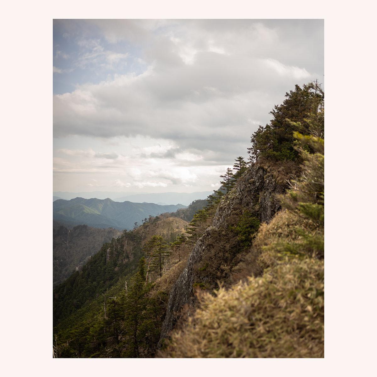 Nara ridgeline